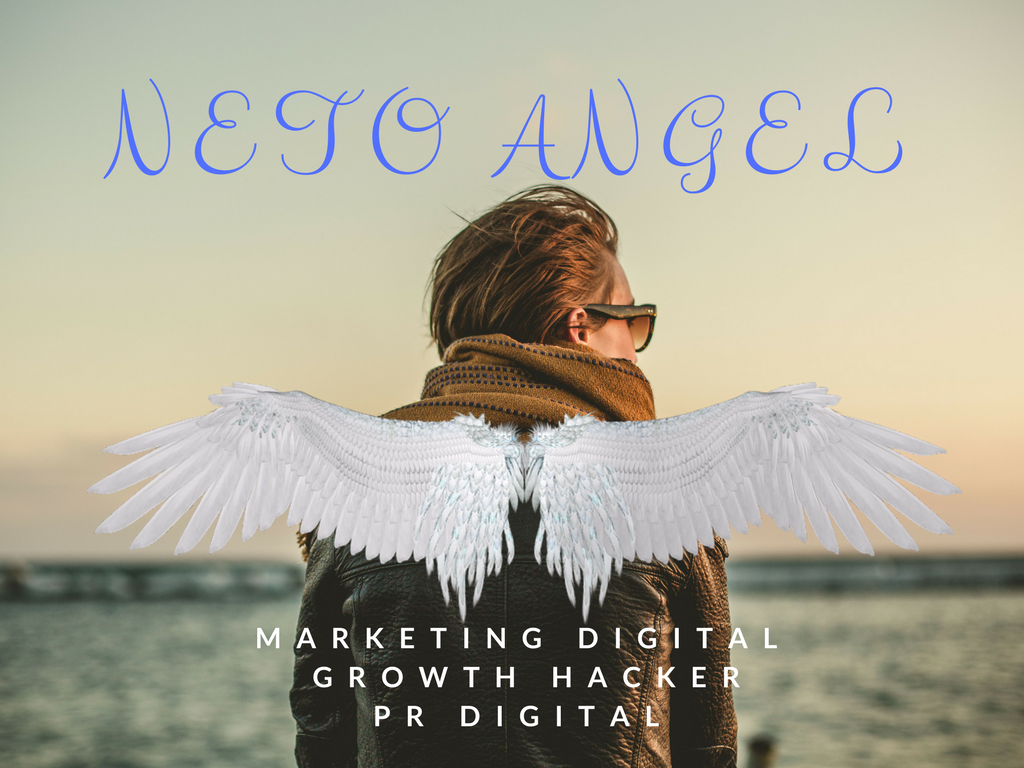 Growth Hacker | Marketing Digital | PR Digital by Neto Angel