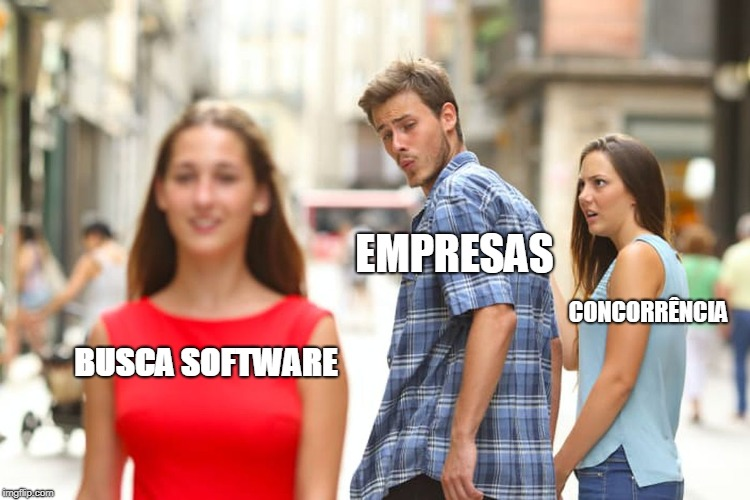 O Google dos Softwares