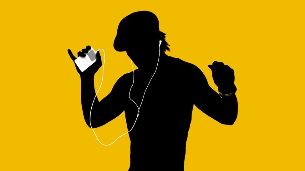 Propaganda do iPod da Apple