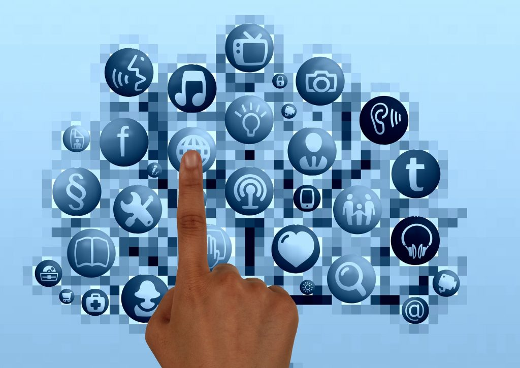 Como definir metas de mídia social em 2020